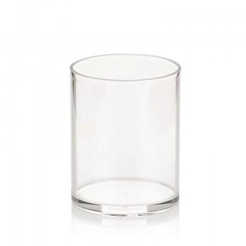Pohár CLEAR akrylové sklo