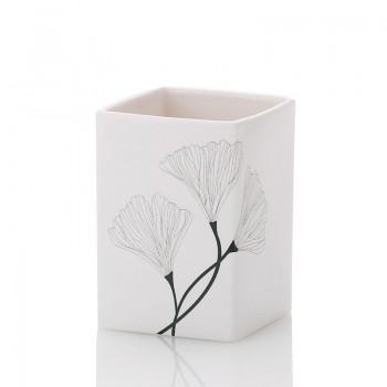 Pohár KALLA porcelán