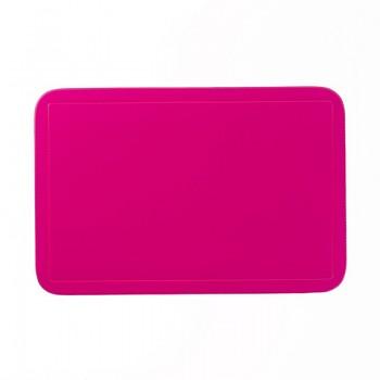Prostírání UNI růžové, PVC 43,5x28,5 cm
