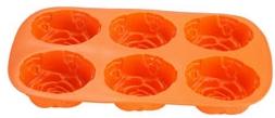 Forma na muffiny silikonová 28 x 18 x3 cm