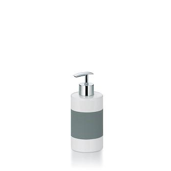 Dávkovač mýdla LALETTA keramika šedý