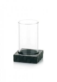 Pohár ANGERS sklo umělý kámen