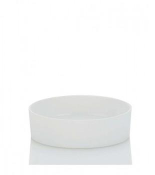 Miska na mýdlo LIS ABS-plast bílá