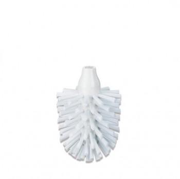 WC náhradní kartáč LA BROSSE 8cm, bílý