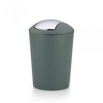 Odpadkový koš MARTA 5L plast, šedý