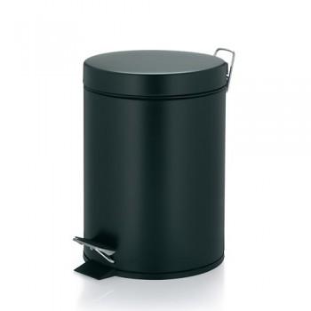 Kosmetický koš AARON 5 l, černý