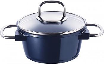 Hrnec s keramickým povrchem 20 cm 2,6 l BLUE KNIGHT