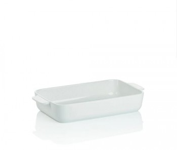 Pekáč ESTER 29x15,5x4,5 cm, porcelán