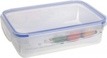 Dóza plastová s klip víčkem 1,4 l