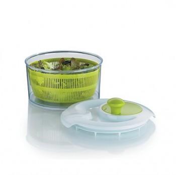 Odstředivka na salát ROMANA, plast, zelená