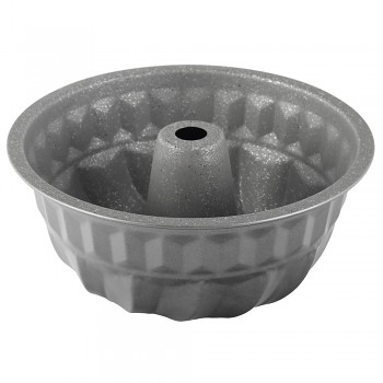Forma na bábovku 22 cm Gray Granit
