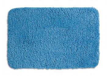 Koupelnová předložka LIVANA 100% polyester 120x70cm sv. modrá
