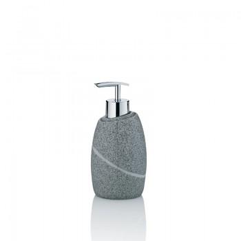 Dávkovač mýdla TALUS poly, dekor kámen