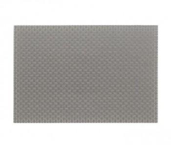 Prostírání PLATO, polyvinyl, sv.šedá 45x30cm