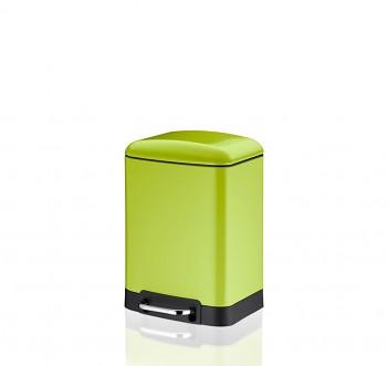 Koš kosmetický DAVINO 6l zelený