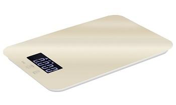 Váha kuchyňská digitální 5 kg Cream Metallic Line