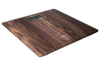 Váha osobní digitální 150 kg Forest Line Ebony Rosewood