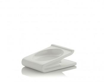 Miska na mýdlo LIAM bílá