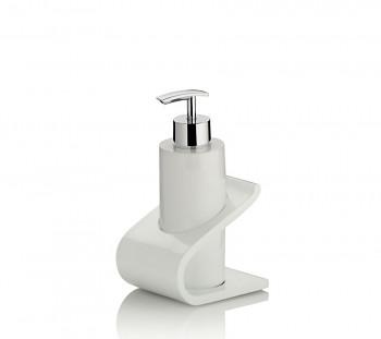 Dávkovač mýdla LIAM bílá