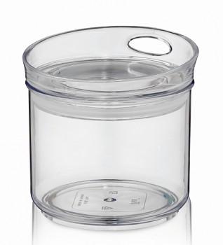 Dóza skladovací JULE plast 0.45l