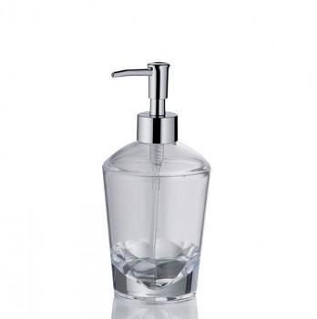Dávkovač na mýdlo LETICIA akrylové sklo