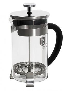 Konvička na čaj a kávu French Press 800 ml černá