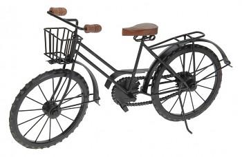 Dekorace stojící bicykl 48x27cm