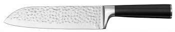 Nůž Santoku nerezová ocel 18 cm Stern