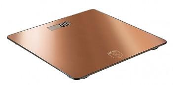 Váha osobní digitální 150 kg Rosegold Metallic Line