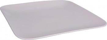 Talíř hranatý porcelán 26,5x26,5cm