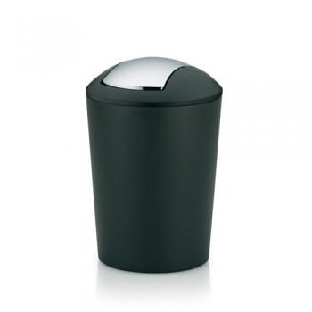 Odpadkový koš MARTA 5l plast, černý