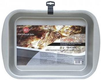Plech na pečení BRANDIS, 43x30x5 cm