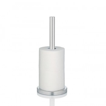 Držák WC papíru CARTA nerez   pr. 15cm x v. 37cm