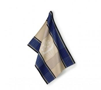 Utěrka FRIDA 100% bavlna, modrá 50x70