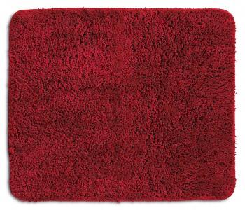 Koupelnová předložka LIVANA 100% polyester 120x70cm červená