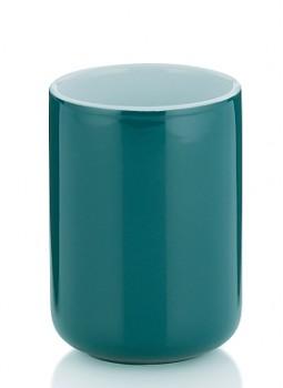 Pohár ISABELLA keramika modrozelená