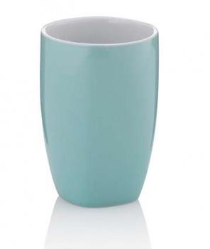 Pohár LINDANO keramika mentolová