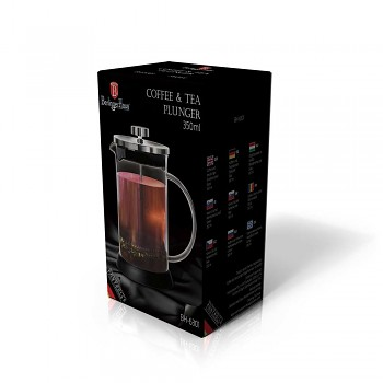 Konvička na čaj a kávu french press 350 ml