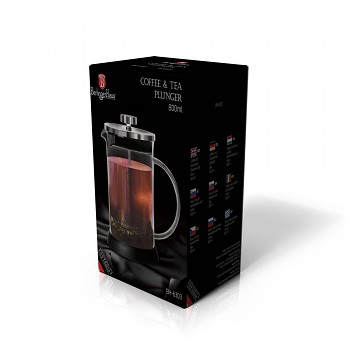 Konvička na čaj a kávu french press 800 ml